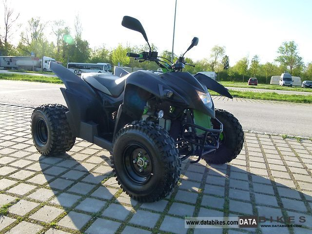 2011 Adly  Hurricane (Hercules) 320 Flat Motorcycle Quad photo