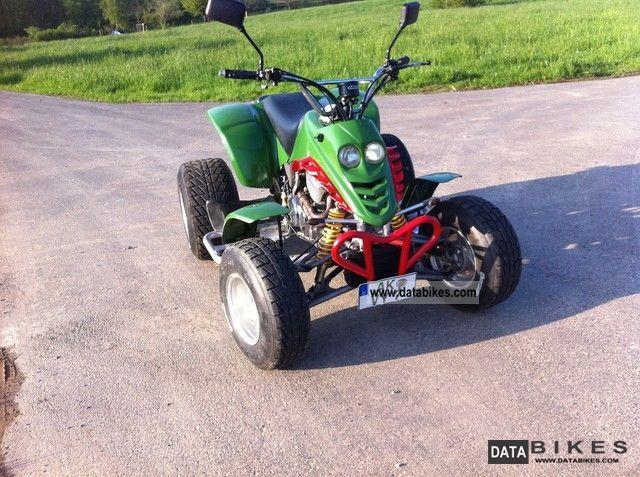 2005 Adly  Ram 250 Motorcycle Quad photo