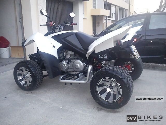 2012 Adly  SS 320 Supermoto Motorcycle Quad photo