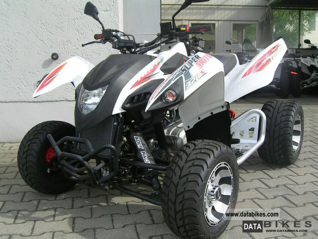2011 Adly  320 S Hurricane Super Flat Price -16%! Motorcycle Quad photo