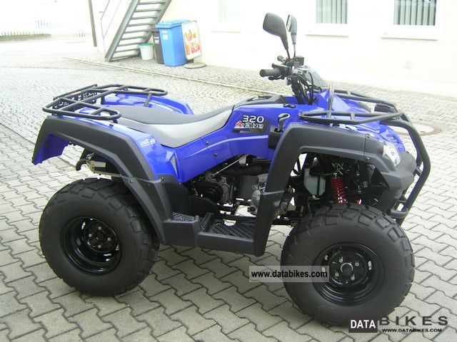 2011 Adly  Canyon 320 Motorcycle Quad photo
