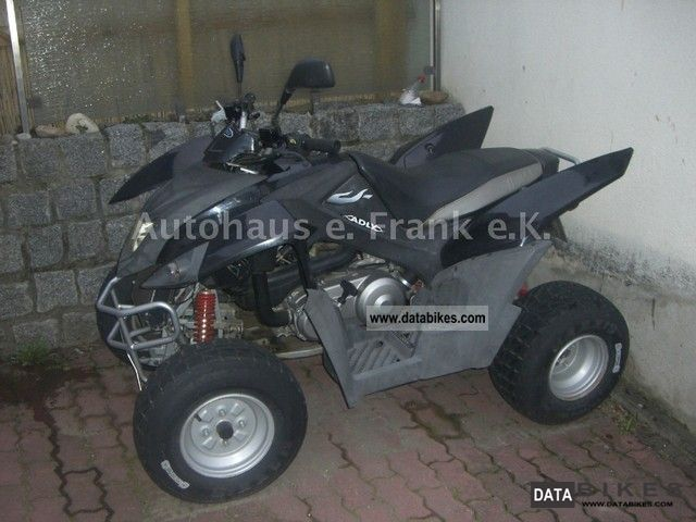 2008 Adly  250S Motorcycle Quad photo