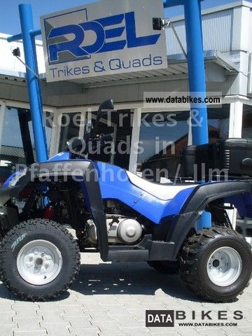 2008 Adly  Canyon 320 Motorcycle Quad photo
