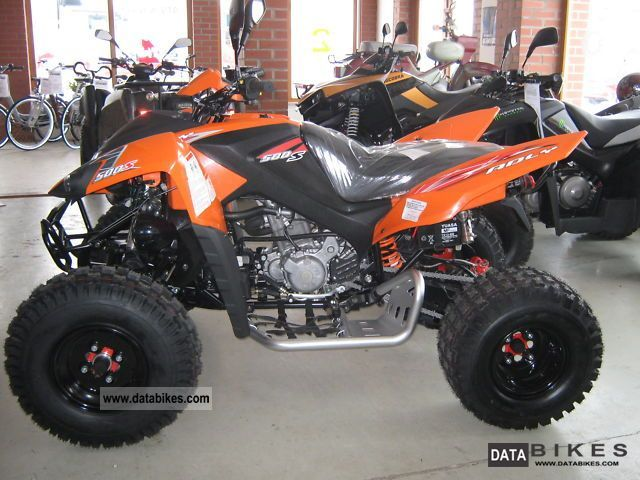 2011 Adly  500 S Hurricane LOF converted! Motorcycle Quad photo