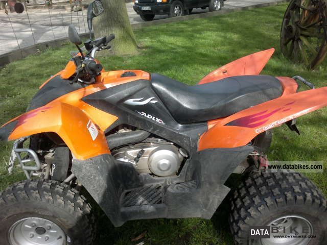 2007 Adly  Her Chee ATV 280A Motorcycle Quad photo