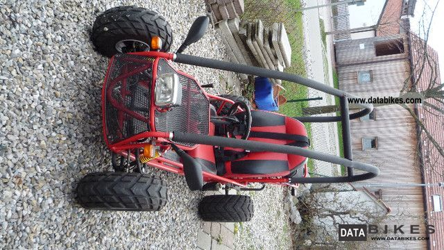 2008 Adly  GK-125 buggy Motorcycle Other photo