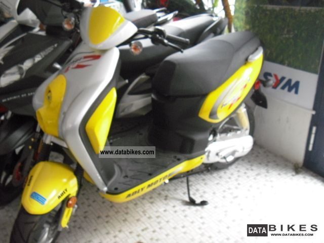 2011 Adly  Panther 50 Motorcycle Scooter photo