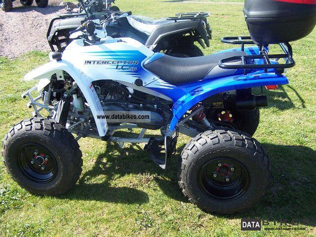 2011 Adly  Interceptor 50 XXL LC Motorcycle Quad photo