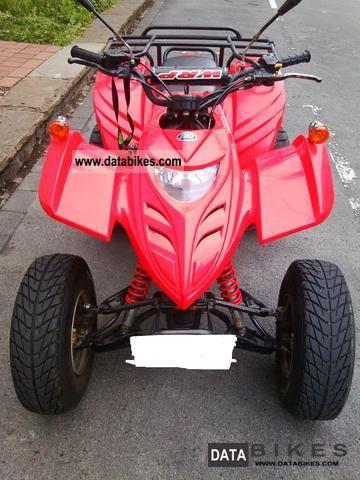 2005 Adly  HERCULES-300 sport ATV Motorcycle Quad photo