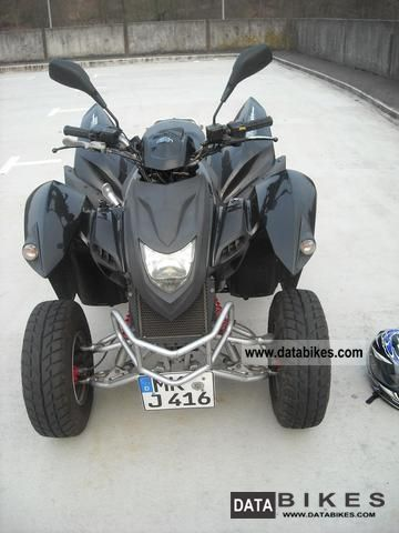 2008 Adly  320 S Hurricane Motorcycle Quad photo