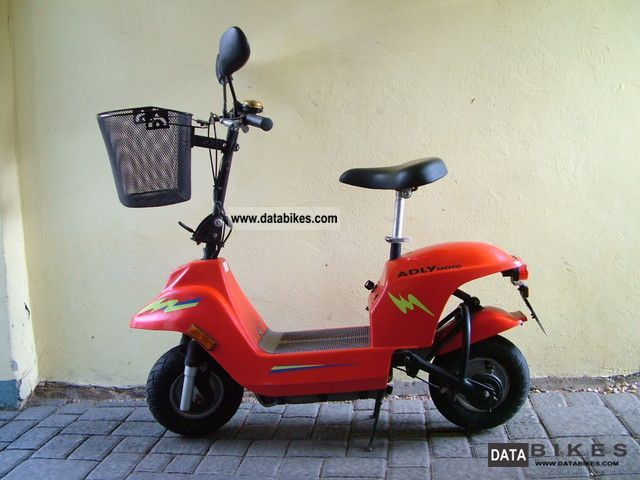 Adly  FC-20 450 W 2007 Electric Motorcycles photo