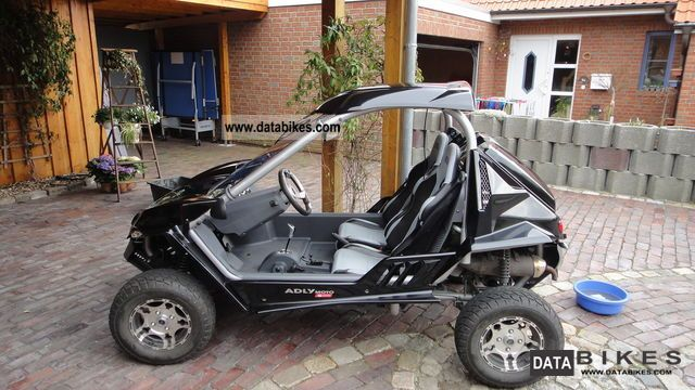 2010 Adly  Minicab Motorcycle Quad photo