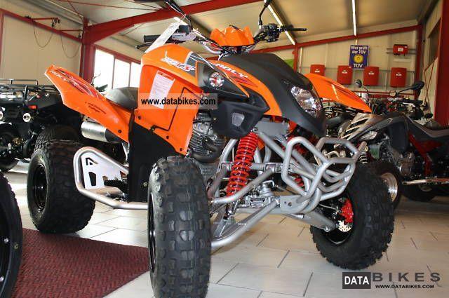2011 Adly  Hurricane XS 300 XS Motorcycle Quad photo