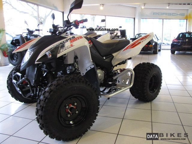 2011 Adly  320S SUPER MOTO CROSS EDITION * + * provide deep Motorcycle Quad photo