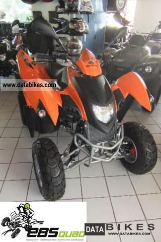 2011 Adly  Hercules Hurricane quad 280 Special Price Motorcycle Quad photo