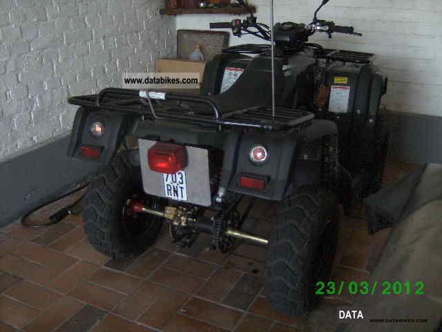 2010 Adly  ATV 50 R (U-II LC) Motorcycle Quad photo