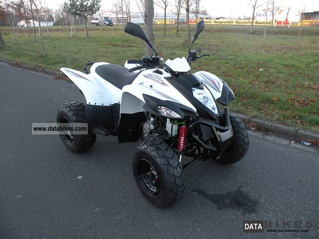 2011 Adly  Luxxon 280s Motorcycle Quad photo
