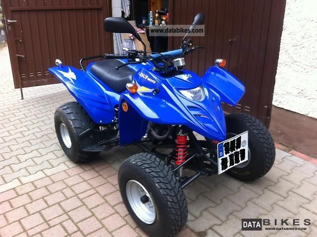 2004 Adly  300 S ATV Motorcycle Quad photo
