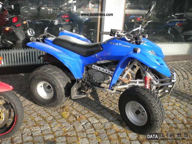 2006 Adly  Hercules 300S ATV Motorcycle Quad photo