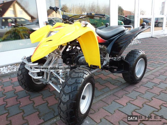 2012 Adly  ATV 50 RS Motorcycle Quad photo