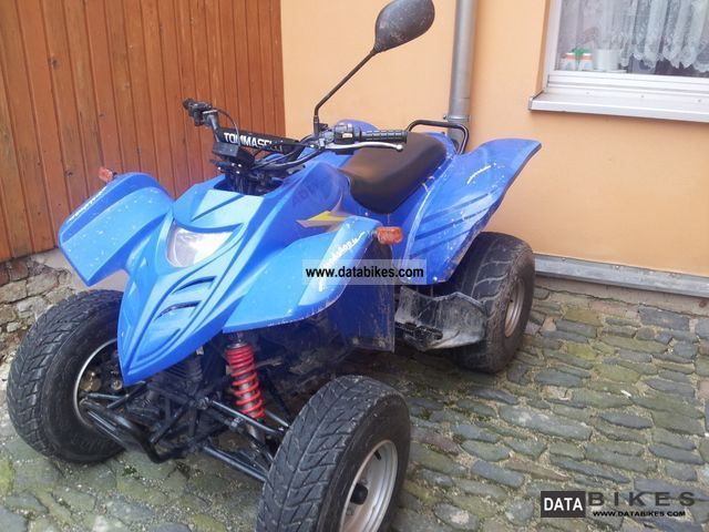 2005 Adly  Sport 150 Motorcycle Quad photo