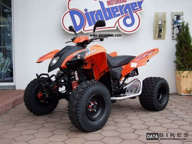 2011 Adly  Hurricane 500 S + 280 + 300 + 320 Motorcycle Quad photo