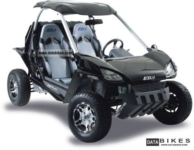 2011 Adly  Hercules MiniCar OnRoad \ Motorcycle Quad photo