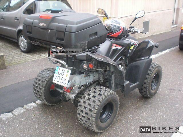 2009 Adly  ATV-320S Motorcycle Quad photo