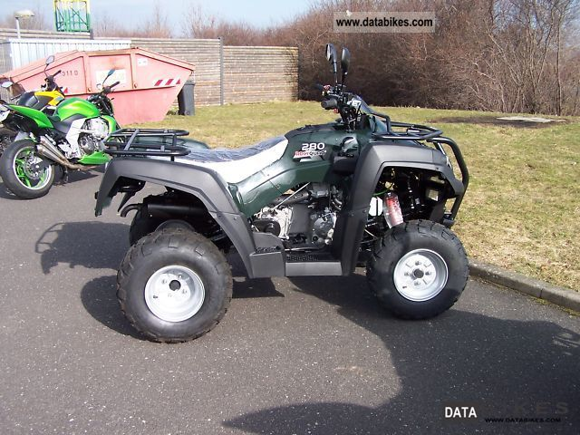 2011 Adly  Canyon 280 Motorcycle Quad photo