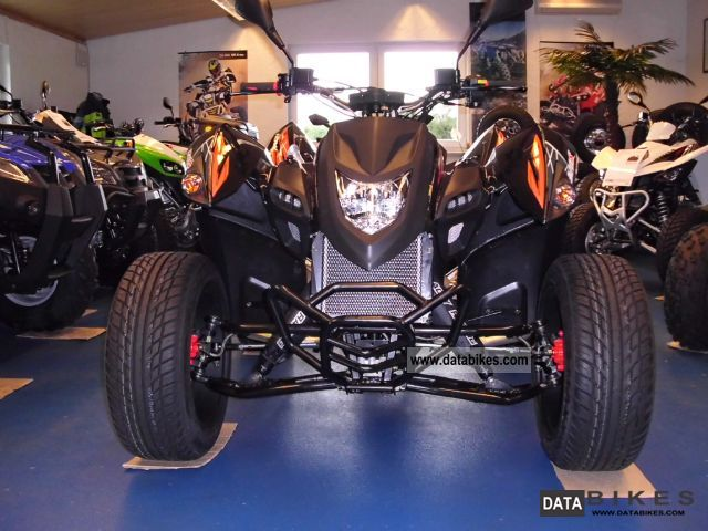 2011 Adly  Hurricane 320 Flat \ Motorcycle Quad photo