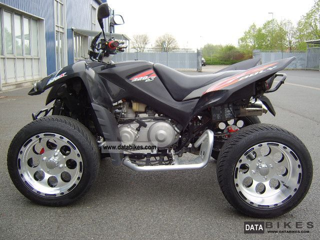 2010 Adly  320S FLAT Motorcycle Quad photo