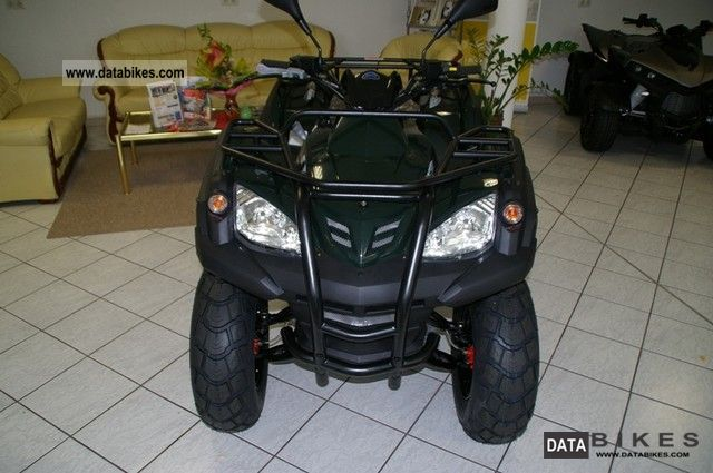 2011 Adly  320 canyon model - Vorführm. immediately available Motorcycle Quad photo