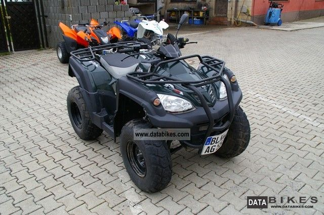 2011 Adly  Canyon 320 / Sale 2011 Motorcycle Quad photo