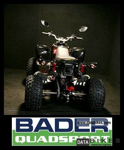 2011 Adly  BEELINE BESTIA 500 ** WITH ** LOF Motorcycle Quad photo