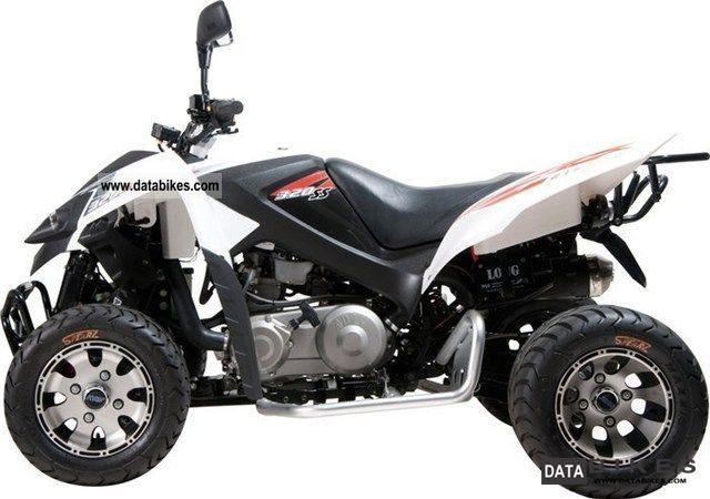 2011 Adly  320SM Motorcycle Other photo