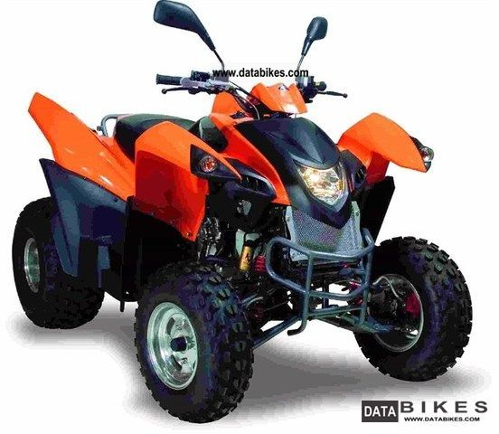 2011 Adly  320S Offroad Motorcycle Other photo