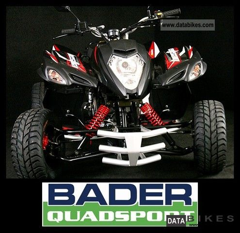 2011 Adly  BESTIA 300 SUPER MOTO STREET PERFORMANCE ** NEW ** Motorcycle Quad photo