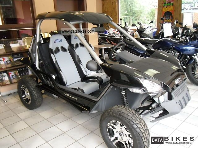 2011 Adly  Mini Car Buggy 320 Motorcycle Quad photo