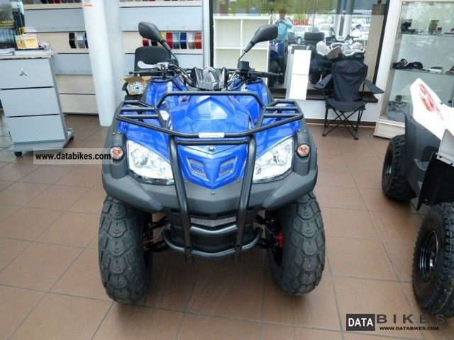 2011 Adly  320 Canyon Auto / 21PS / 2011 Motorcycle Quad photo