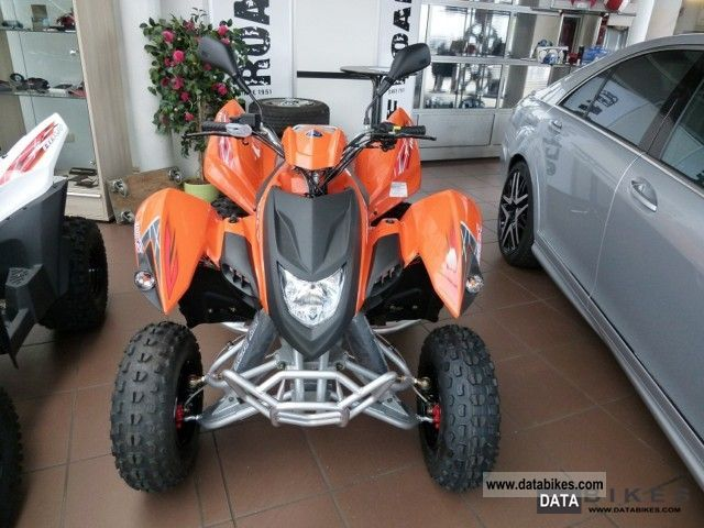 2011 Adly  Hurricane 300 XS / model '11 / 2 years warranty Motorcycle Quad photo