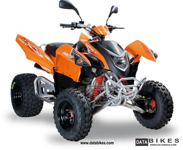 2011 Adly  Hurricane 300 XS Winter Price Motorcycle Quad photo