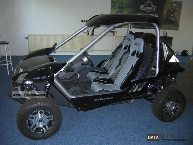 2011 Adly  320 Hercules Quad Mini Car Go Kart Buggy Motorcycle Quad photo