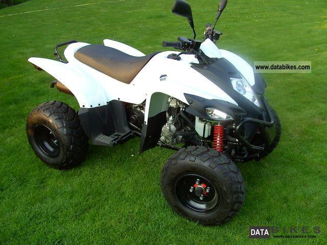 2011 Adly  Luxxon ATV -280 S Motorcycle Quad photo