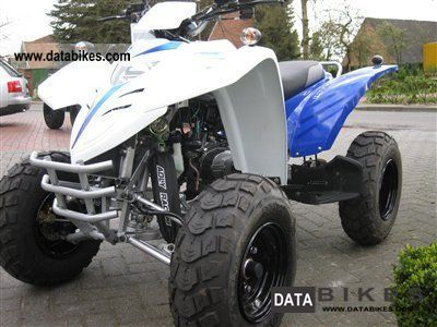 2011 Adly  ATV 50 RS XXL Motorcycle Quad photo