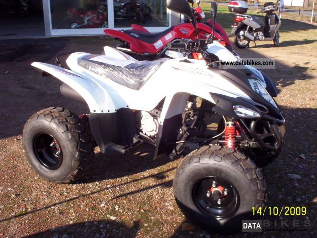2011 Adly  Hercules / ATV Luxxon 300 S Quad Motorcycle Quad photo