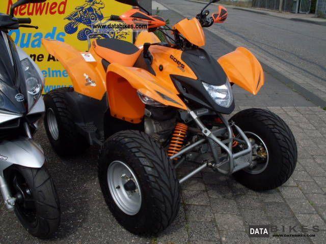2011 Adly  Hurricane 300 5-speed circuit Motorcycle Quad photo