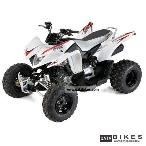 2011 Aeon  Cobra 350 Motorcycle Quad photo