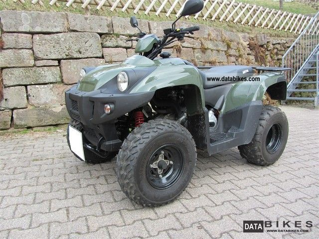 2006 Aeon  Cross Country 300 Motorcycle Quad photo