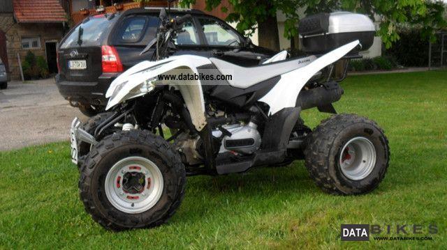 2009 Aeon  cobra 350 Motorcycle Quad photo
