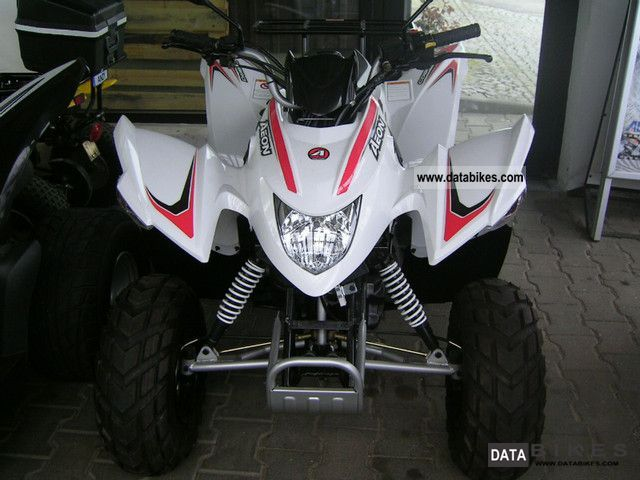 2011 Aeon  Cobra 50 The athletic newcomer Motorcycle Quad photo